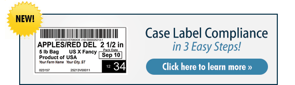 Case Label Compliance